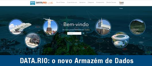 Rio de Janeiro ganha novo portal de informações
