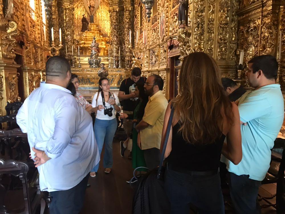 Papo Carioca redescobre o Centro da cidade com o DegustaRio