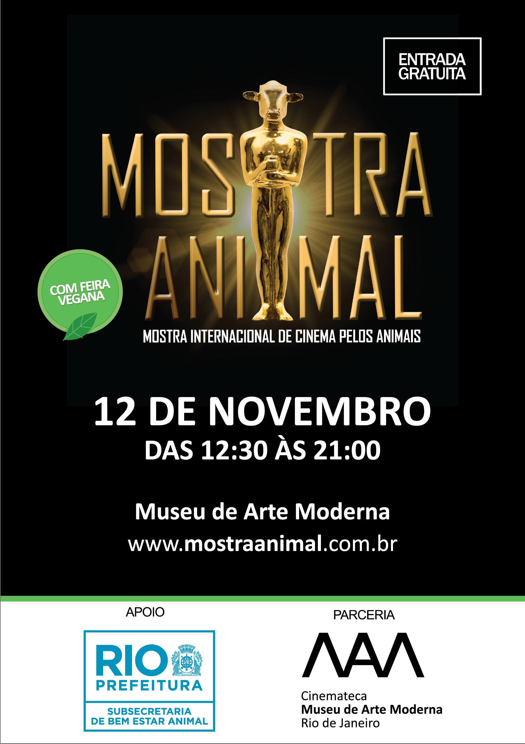 SUBEM na Mostra Internacional de Cinema Pelos Animais