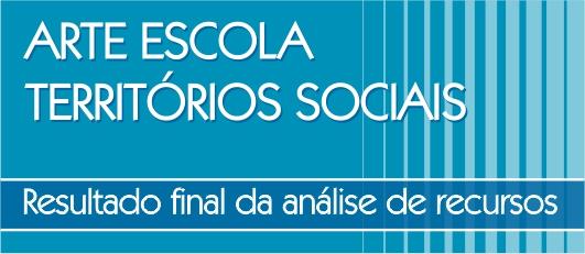 RESULTADO FINAL DA ANÁLISE DE RECURSOS banner