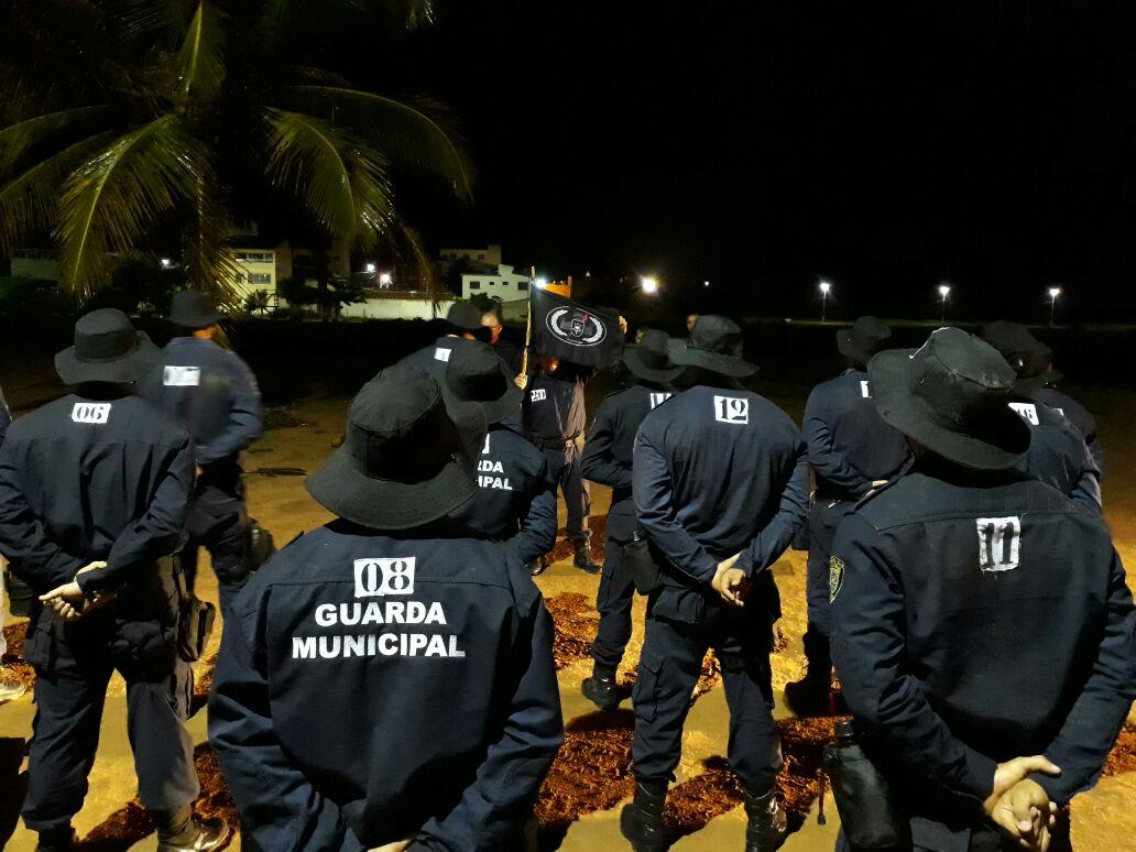 GM-Rio ministra curso de ações de controle de distúrbios para guardas de Marataízes
