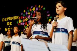 Orquestra Sinfônica Juvenil Carioca estreia dia 27 na Cidade das Artes