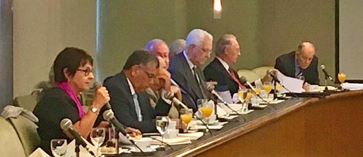 Aspásia fala do Plano Estratégico à Confederação Nacional do Comércio
