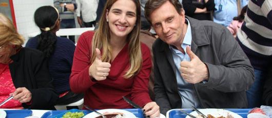 Restaurantes Populares de Bangu e Campo Grande Inaugurados