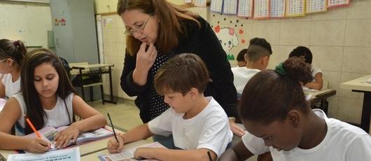 Matrículas abertas para Ensino Fundamental e PEJA