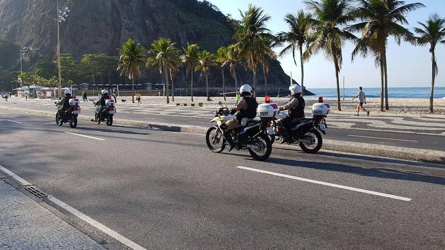 Guarda Municipal registra 1.463 abordagens ocorrências em três meses de atuação de motociclistas