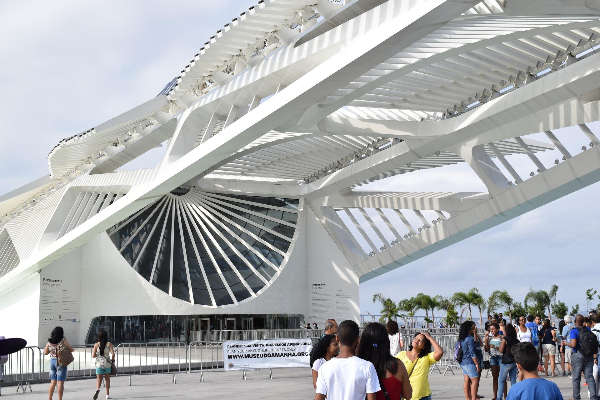 Quer visitar um museu no Rio? Confira as nossas indicações