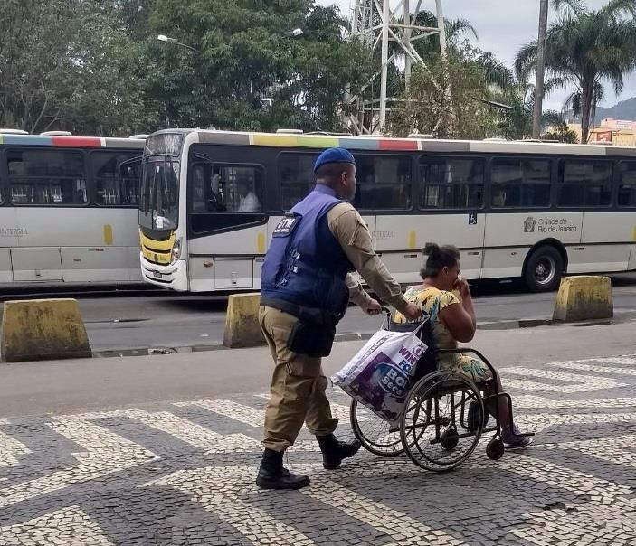 Guarda Municipal regulamenta manual de tratamento e abordagem a pessoas com deficiência
