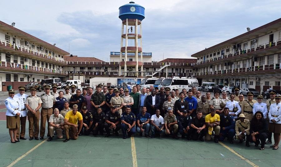 GM-Rio promove primeiro encontro de Guardas Municipais do estado
