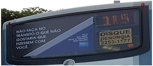 Prefeitura lança campanha: Faça sua parte, deixe o trânsito mais seguro.