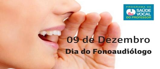 Banner dia do fonoaudiólogo