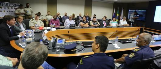Prefeito destaca participação da GM em Encontro de chefes de polícia nos EUA