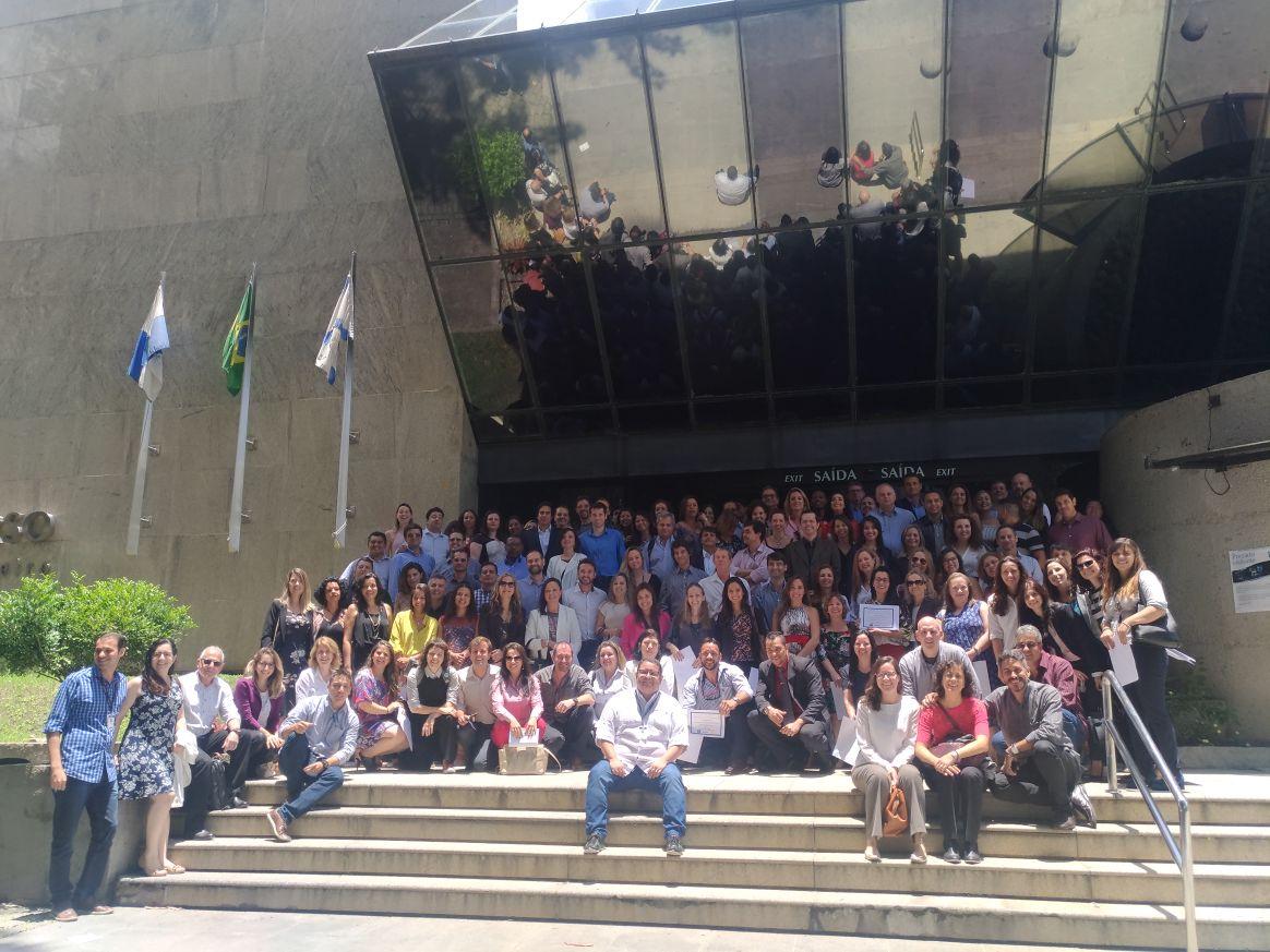 Prefeitura dá boas-vindas a 100 novos Líderes Cariocas