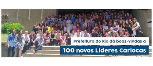 Lideres Cariocas - Previ-Rio tem seu representante