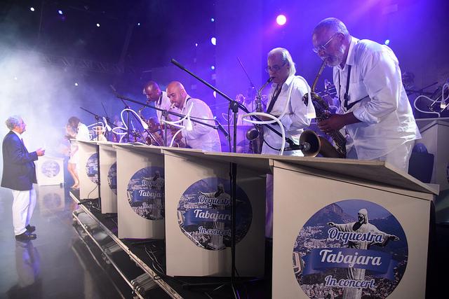 Orquestra Tabajara se apresenta em Copacabana