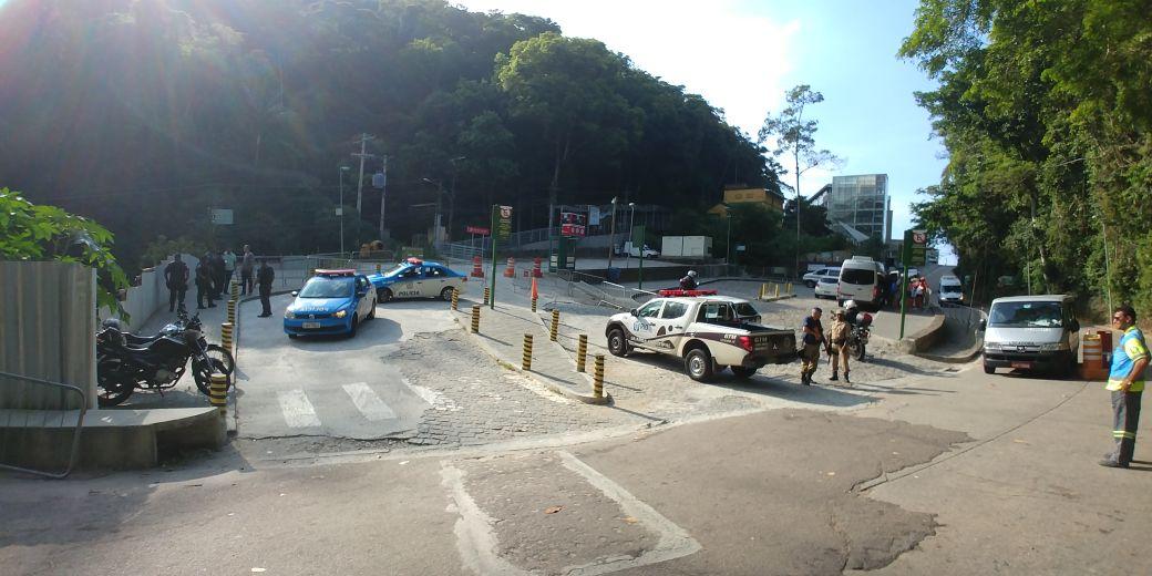 Guarda Municipal participa de operação integrada nos principais pontos de acesso ao Corcovado