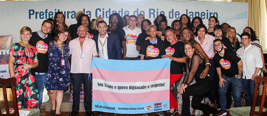 Prefeito Marcelo Crivella recebe Coordenador da Diversidade e apoia políticas LGBTQIA