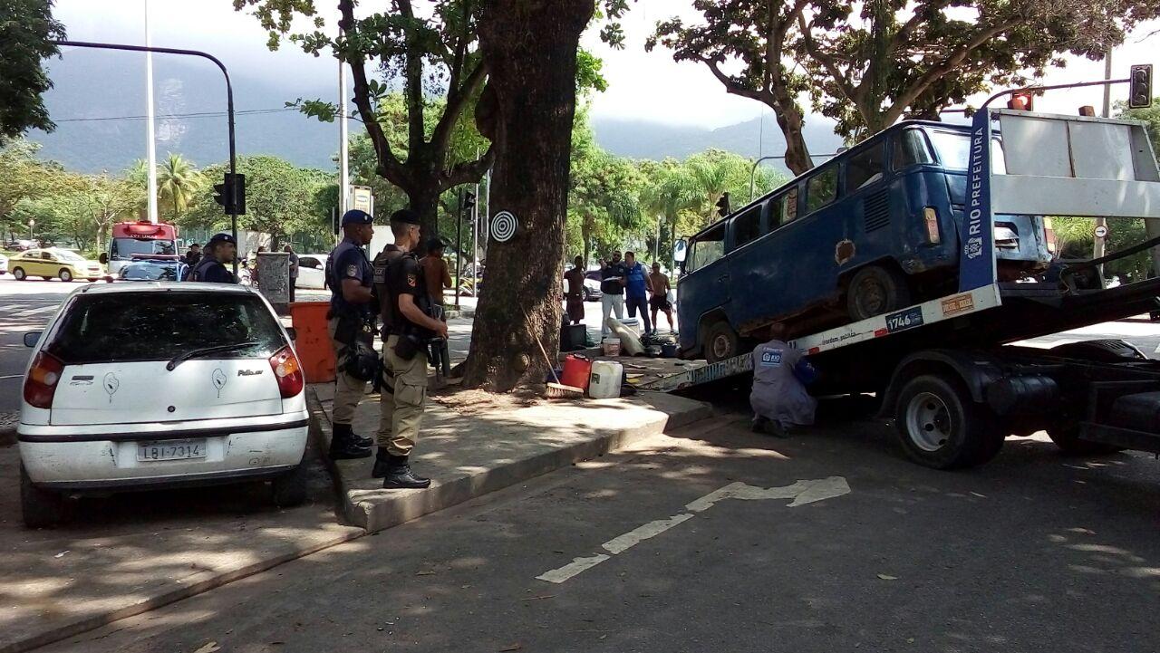 Guarda Municipal apreende mais de mil itens com ambulantes irregulares na Zona Sul