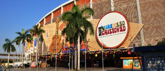 Feira de São Cristóvão terá ingressos a R$5 de sexta a domingo e feriados