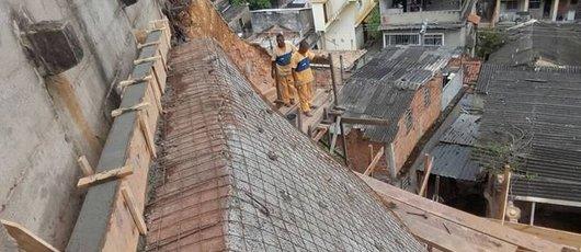 Trabalho de Geo-Rio previne incidentes em encostas durante chuvas