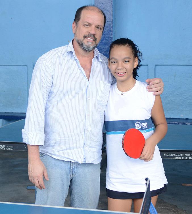 A aluna da E.M. Rodrigo Otávio Filho (5ª CRE) Anny Vitória Silva Souza 63c52d3d100
