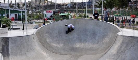 Cinco locais para a prática de esportes no Rio