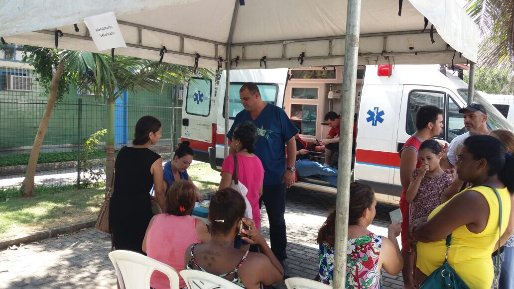 SUBEM realiza pré agendamento de castração em ação social em Guaratiba