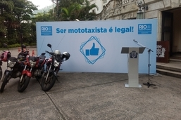 Decreto define regras para regularização dos mototaxistas