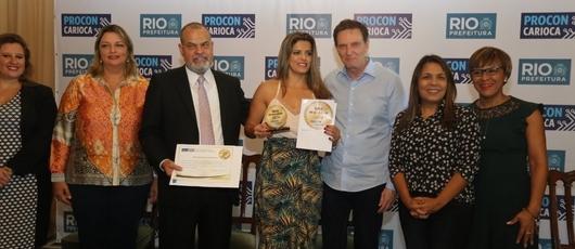 Empresas recebem Selo de Qualidade do Procon Carioca