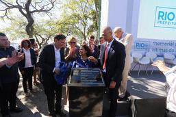 Prefeito sanciona lei que define condições para implantação do Memorial às Vítimas do Holocausto