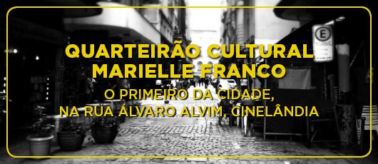 Quarteirão Cultural Marielle Franco