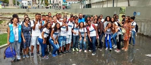 Projeto da prefeitura aproxima alunos da história dos povos africanos