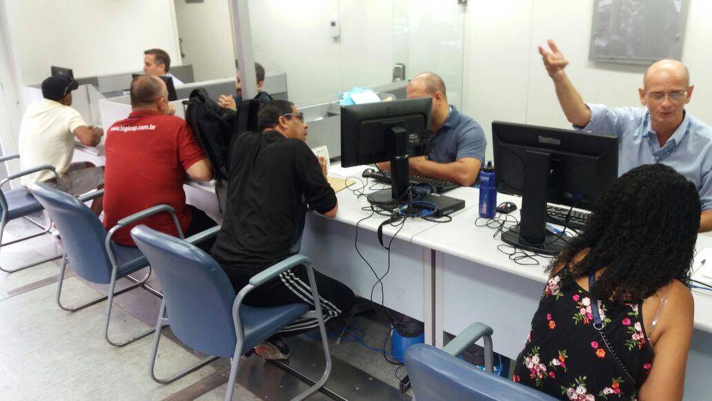 Dívidas dos servidores com a Caixa já caíram de mais de 230 mil para 50 mil