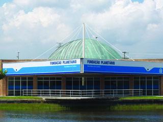 Sessão de Cúpula no Planetário de Santa Cruz está cancelada no dia 7/04