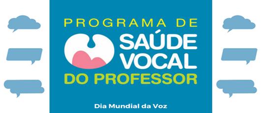 Banner Dia mundial da voz 2018