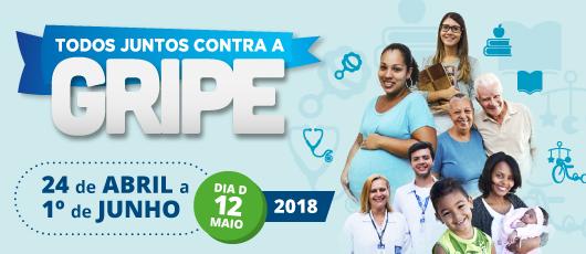 Campanha Gripe 2018
