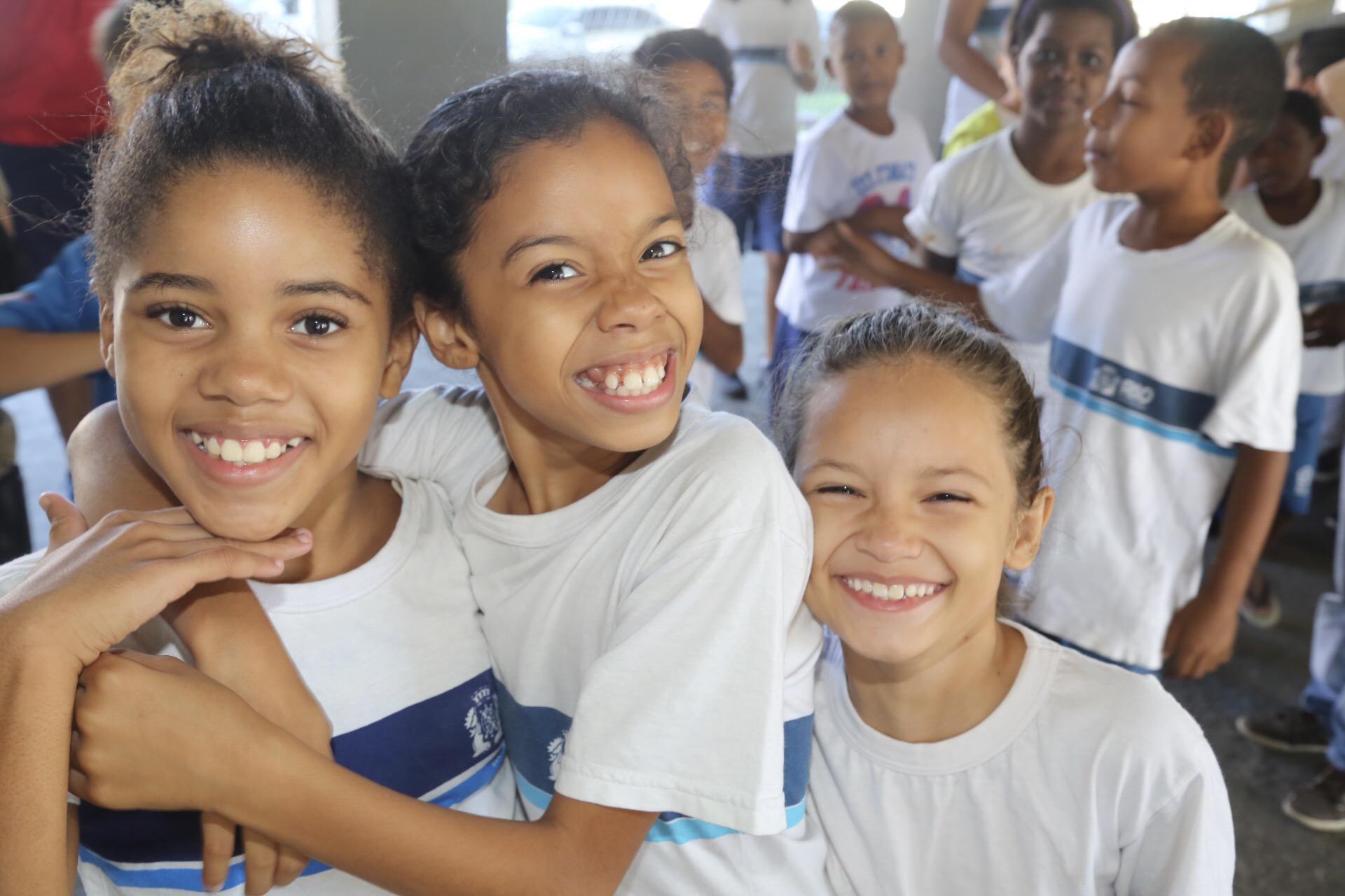 Prefeito anuncia reformas de R$ 3,3 milhões em escolas de Campo Grande