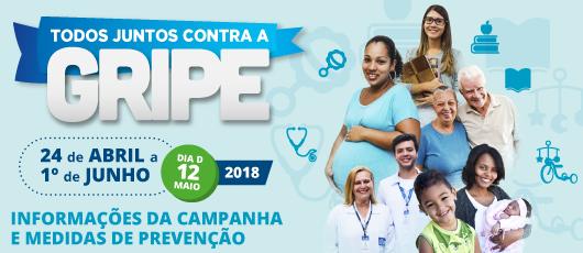 Campanha Gripe 2018_