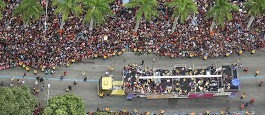 Planejamento do Carnaval de Rua 2019