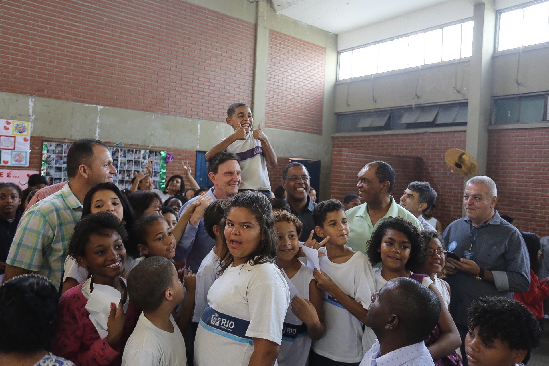 Escola Municipal Ministro Alcides Carneiro, em Campo Grande, será reformada