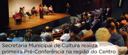 SMC realiza primeira Pré-Conferência na região do Centro