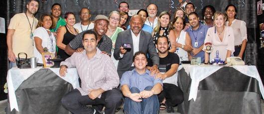 João Mendes participa da comemoração pelos 12 anos da Casa de Convivência Bibi Franklin Leal