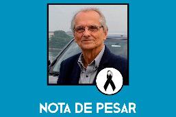 Comunicado sobre o falecimento do vice-prefeito Fernando Mac Dowell