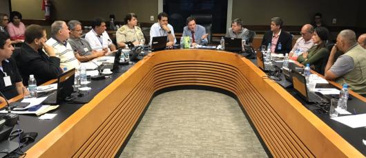 Em reunião, Prefeitura determina recesso escolar nesta segunda (28)