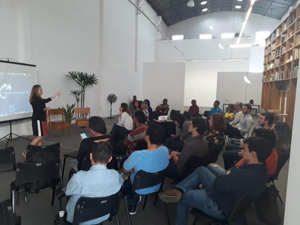 IPP lança portal Rede Comunidade Integrada na Maré