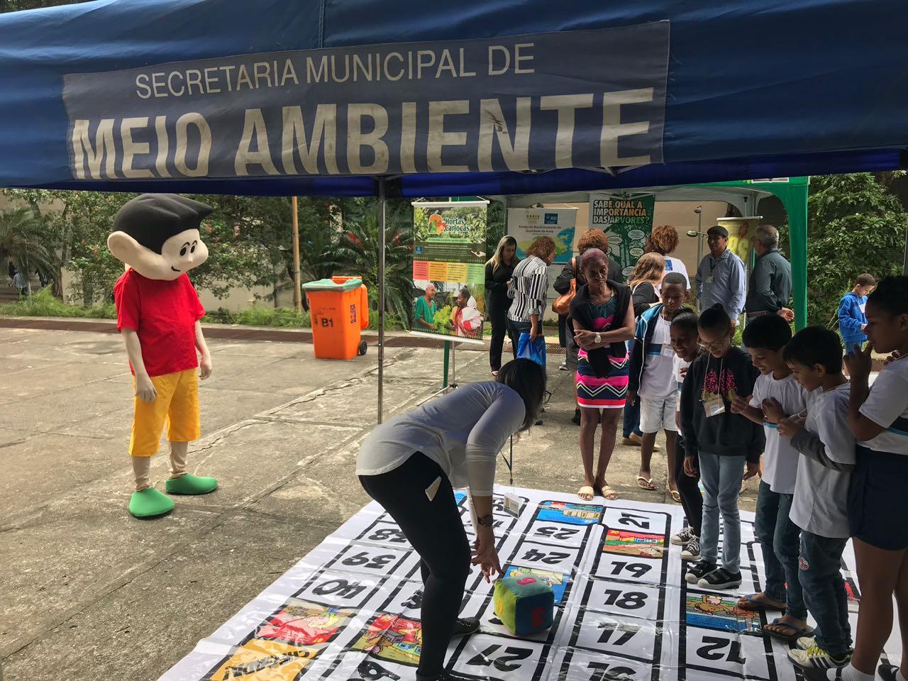 Rio-Águas participa da Semana Nacional do Meio Ambiente na Prefeitura nesta terça
