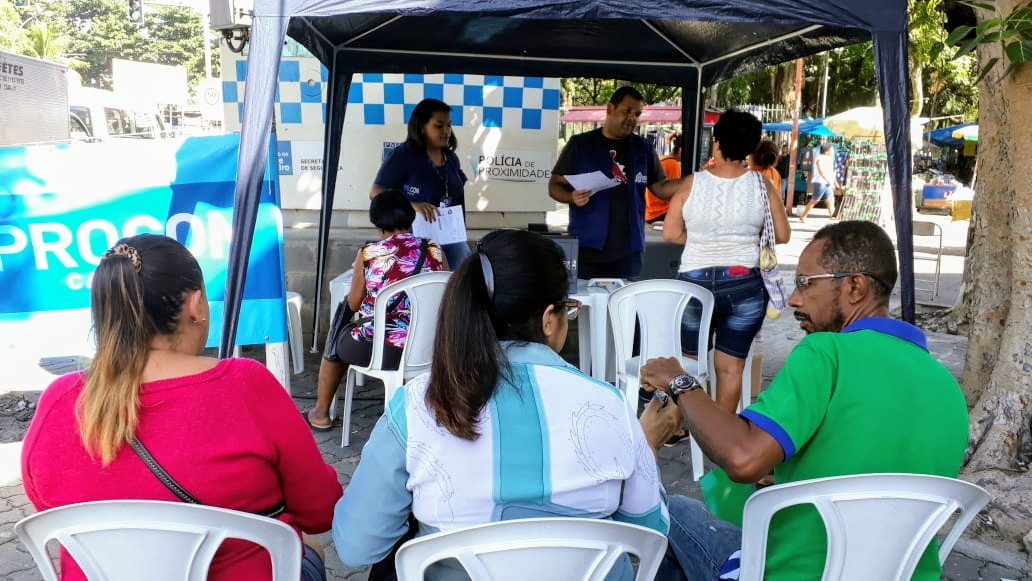 Procon Carioca atende na Penha e em Madureira até quinta