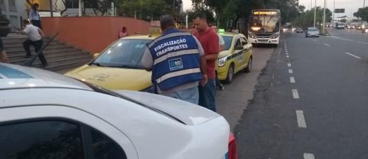 Fiscalização SMTR: equipes flagram 198 irregularidades durante ação