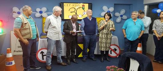 CET Rio comemora 30 anos de sua fundação.