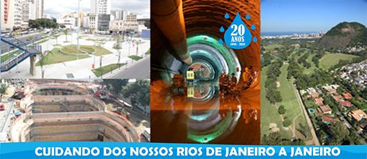 Rio-Águas: 20 anos de prevenção de enchentes no Rio
